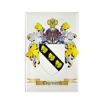 Edgeworth Rectangle Magnet (100 pack)