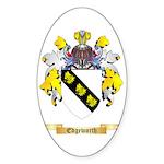 Edgeworth Sticker (Oval 10 pk)
