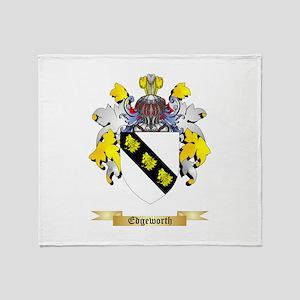 Edgeworth Throw Blanket