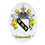 Edgeworth Ornament (Oval)