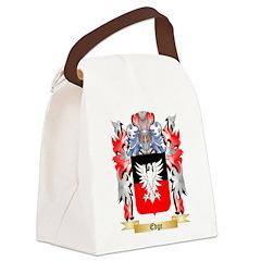 Edge Canvas Lunch Bag
