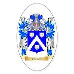 Edeson Sticker (Oval 10 pk)