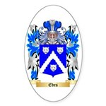 Edes Sticker (Oval 10 pk)