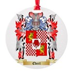 Edert Round Ornament