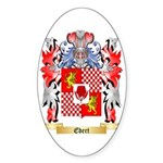 Edert Sticker (Oval 50 pk)