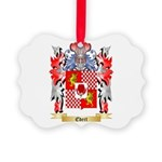 Edert Picture Ornament