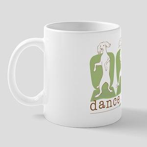 dance nekkid Mug