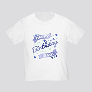 Dads Birthday Party T Shirt