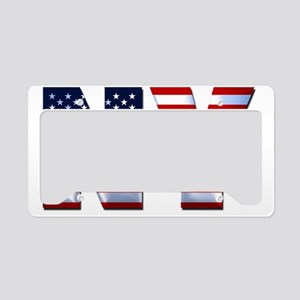 New York License Plate Holder