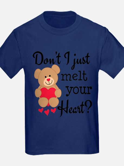 Bear Heart Melt T