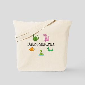 Jakobosaurus Tote Bag