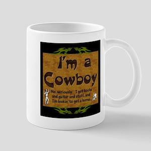 Im a Cowboy Mugs