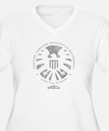 Marvel Agents of T-Shirt