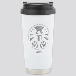 Marvel Agents of S.H.I. Stainless Steel Travel Mug
