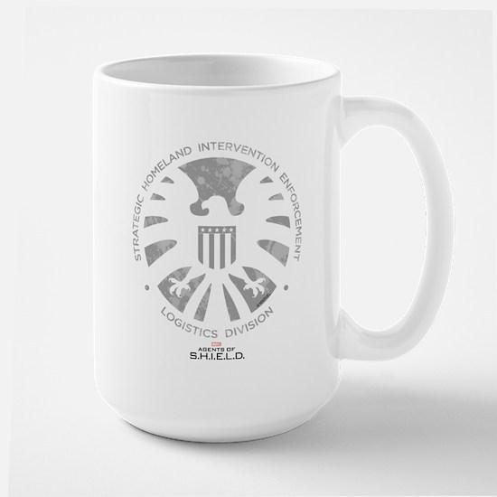 Marvel Agents of S.H.I.E.L.D. Large Mug