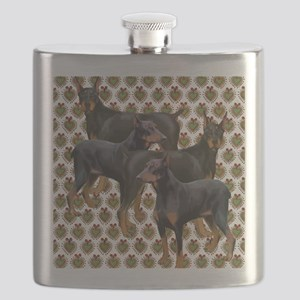 doberman grouping Flask