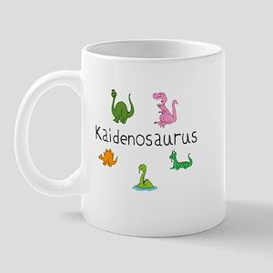 Kaidenosaurus Mug