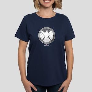 Metal Shield Women's Dark T-Shirt