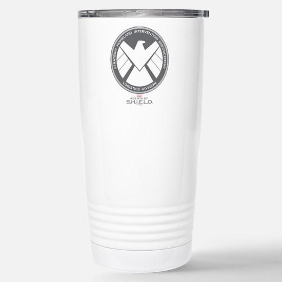Metal Shield Stainless Steel Travel Mug