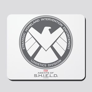 Metal Shield Mousepad