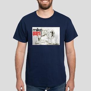 Pen & Ink 2 Heads Dark T-Shirt