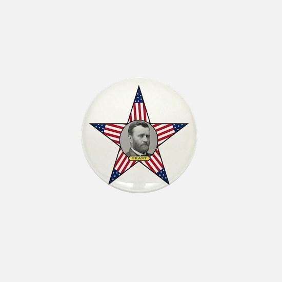 Ulysses Grant Mini Button