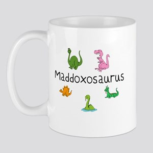Maddoxosaurus Mug