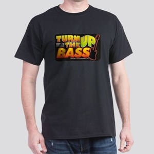 Bass Guitar Dark T-Shirt