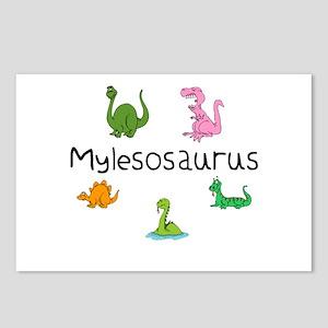 Mylesosaurus Postcards (Package of 8)