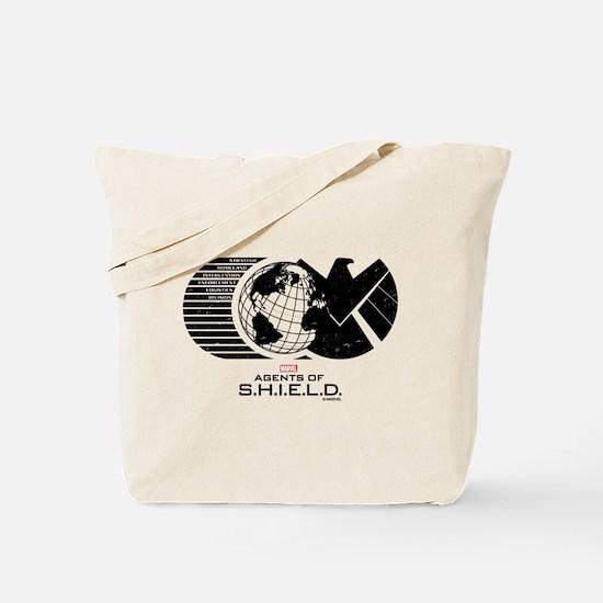 S.H.I.E.L.D. Tote Bag