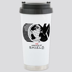 S.H.I.E.L.D. Stainless Steel Travel Mug