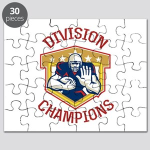 American Football Conference Finals Ball Puzzle