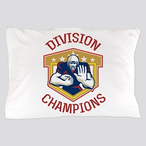 American Football Conference Finals Ball Pillow Ca