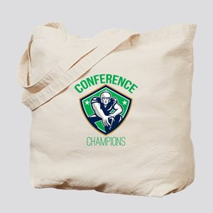 American Football Snap Conference Champions Tote B