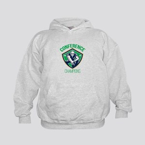 American Football Snap Conference Champions Hoodie
