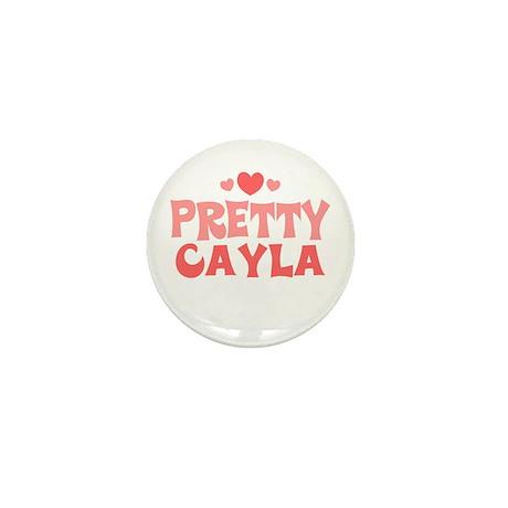 Cayla Mini Button