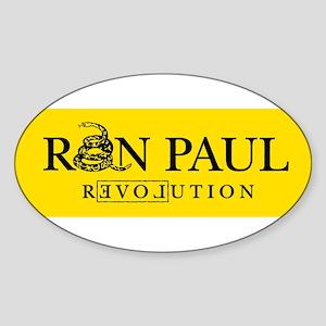 RP_Revolution_Bumper_Sticker Sticker
