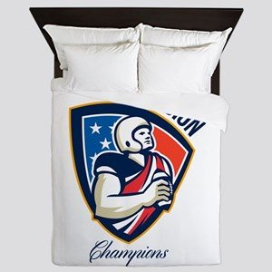 American Football Quarterback Division Champions Q