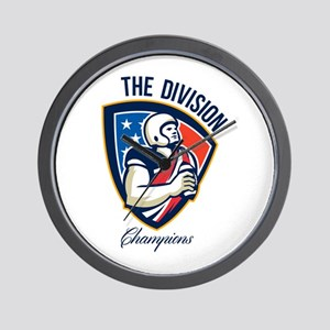 American Football Quarterback Division Champions W