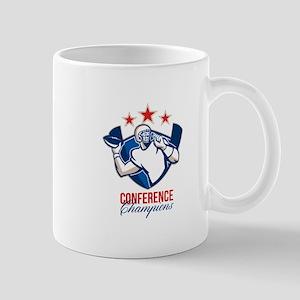 Gridiron Football Quarterback Conference Champions