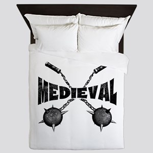 Medieval Queen Duvet