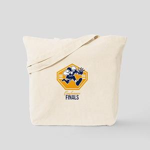 American Football Conference Finals Shield Retro T