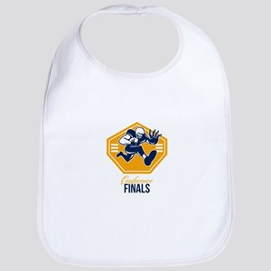 American Football Conference Finals Shield Retro B