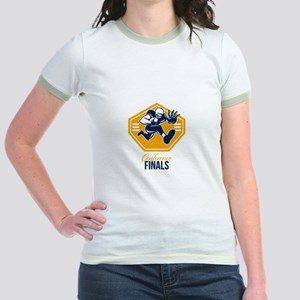 American Football Conference Finals Shield Retro T
