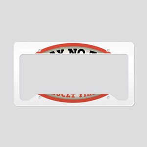faucet-fires-OVOV License Plate Holder