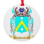 Edens Round Ornament