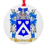 Eddy Round Ornament