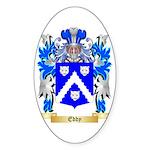 Eddy Sticker (Oval 50 pk)