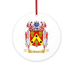 Eddon Ornament (Round)