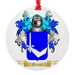 Ecuyer Round Ornament